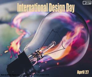 Puzle Mezinárodní den designu
