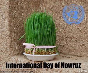 Puzle Mezinárodní den Nowruz