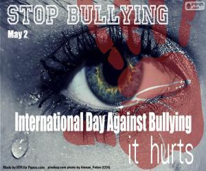 Puzle Mezinárodní den proti šikaně