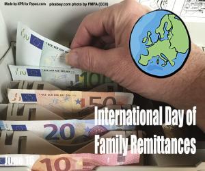 Puzle Mezinárodní den rodinných úhrad