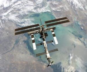 Puzle Mezinárodní kosmická stanice (ISS)