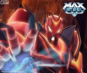 Puzle Miles Dredd, největším nepřítelem Max Steel