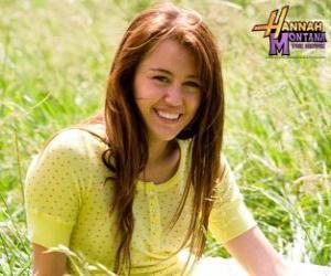 Puzle Miley Cyrus / Hannah Montana