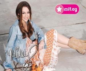 Puzle Miley Cyrus