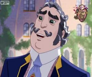 Puzle Milton Grimm je jedním ze zakladatelů Ever After High