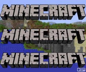 Puzle Minecraft logo