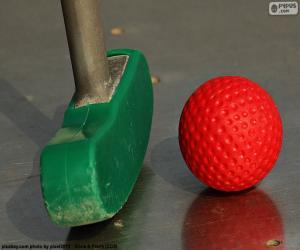 Puzle Minigolf