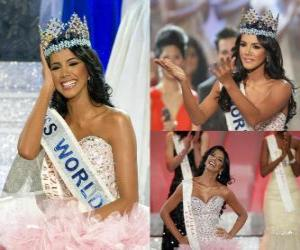 Puzle Miss World 2011 Ivian Lunasol