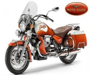 Puzle Moto Guzzi Kalifornie 90, 2012