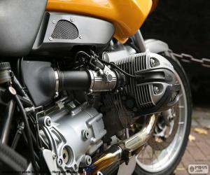 Puzle Motor BMW boxer