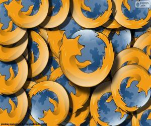 Puzle Mozilla Firefox logo