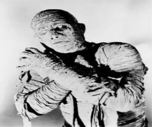 Puzle Mumie