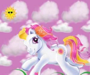 Puzle My little Pony spuštěny