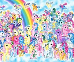 Puzle My Little Pony