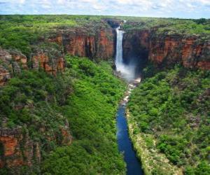 Puzle Národní Park Kakadu, Austrálie