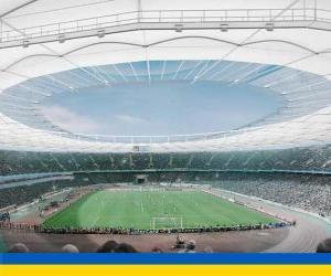 Puzle Národní sportovní komplex Olimpijskyj (69.055)