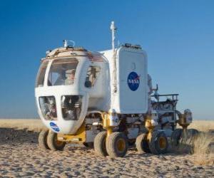 Puzle Nástrojem pro zkoumání jiných planet