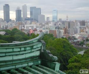 Puzle Nagoja, Japonsko