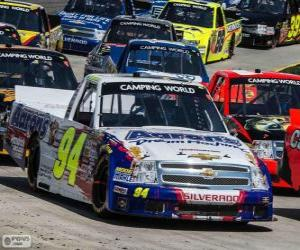 Puzle NASCAR Truck Series