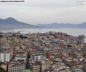 Puzle Neapol, Itálie