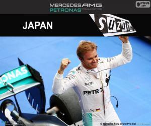 Puzle Nico Rosberg, Grand Prix Japonska 2016