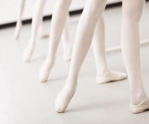 Puzle Nohy tanečníků