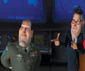 Puzle Obecné obchodník s prezidentem Hathaway