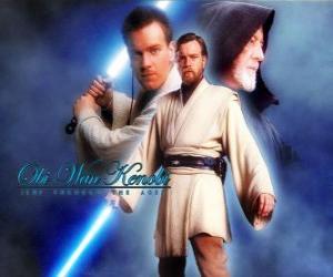Puzle Obi-Wan Kenobi, Jedi mistrů