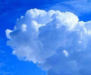 Puzle Oblak