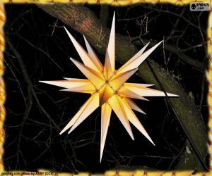 Puzle Ochranovská hvězda