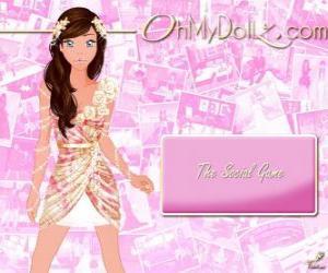 Puzle Oh My Dollz je společenská hra