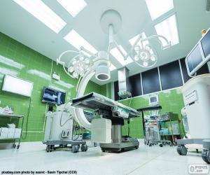 Puzle Operační sál