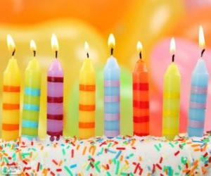 Puzle Osmé výročí