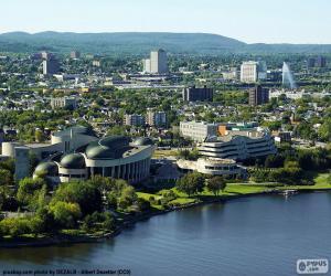 Puzle Ottawa, Kanada