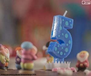 Puzle Páté narozeniny