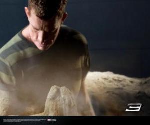 Puzle Pískovec, začíná proces transformace vašeho těla