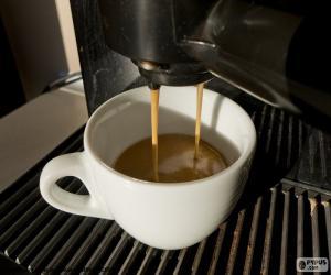 Puzle Připravit dobrou kávu