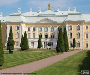 Puzle Palác Petěrgof, Rusko
