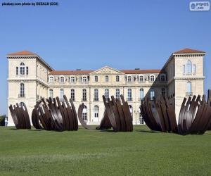 Puzle Palais du Pharo, Francie