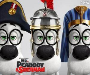 Puzle Pan Peabody