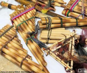 Puzle Panovy flétny