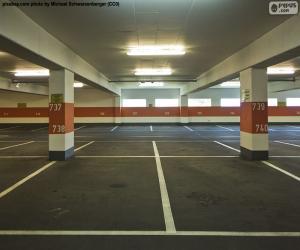 Puzle Parkování