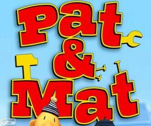Puzle Pat a Mat Logo