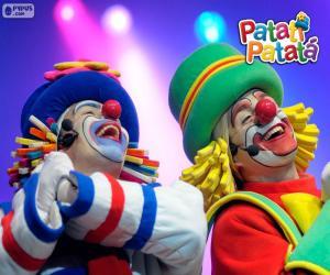 Puzle Patati a Patata v představení