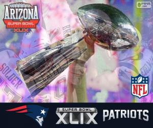 Puzle Patriots, Super Bowl mistrů 2015