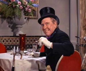 Puzle Penguin, gentleman z trestné činnosti je jedním z nepřátel Batman