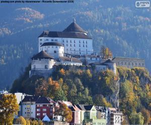 Puzle Pevnost Kufstein, Rakousko