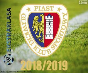 Puzle Piast Gliwice, mistr 2018 – 2019