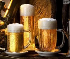 Puzle Pivo