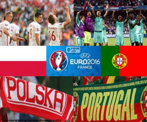 Puzle PL-PT, čtvrtfinále Euro 2016